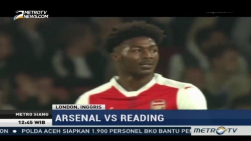 <i>Highlight</i> Arsenal vs Reading & Liverpool vs Tottenham