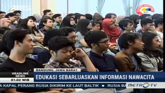 Kominfo Bersama Media Indonesia Gelar Workshop Konten Media Digital