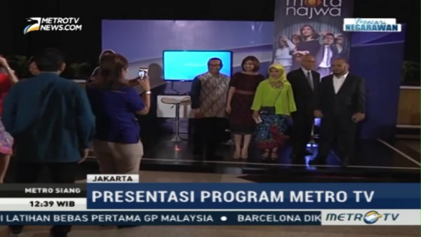 Marketing Gathering Metro TV 2016 Digelar di JCC