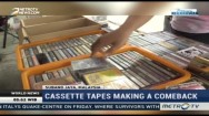 Cassette Tapes Making a Comeback