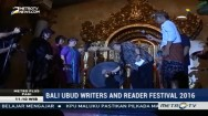 Ubud Writers and Readers Festival 2016
