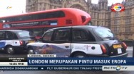 'Wonderful Indonesia' Hiasi Taksi & Bus di London