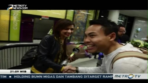 Behind The Scene Mata Najwa Goes to Netherland (1)