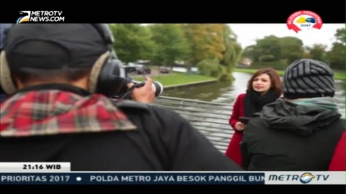 Behind The Scene Mata Najwa Goes to Netherland (2)