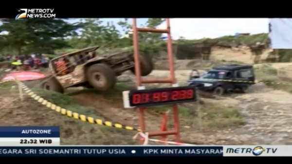Kejurnas Super Adventure Offroad Team 2016