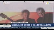 Russell Hitchcock Sakit, Konser Air Supply di Manado Batal