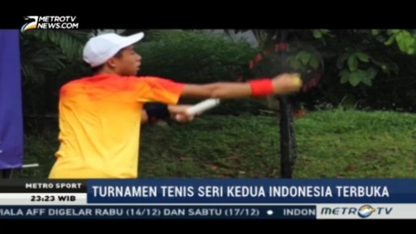 Tunggal Indonesia Kritis di Combhipar Tennis Open 2016