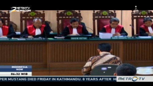 Jakarta Governor's First Trial