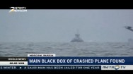 Main Black Box of Russian Military Crashed Plane Found