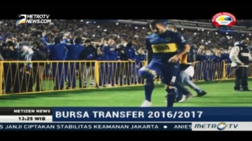 Mengintip Bursa Transfer 2016-2017