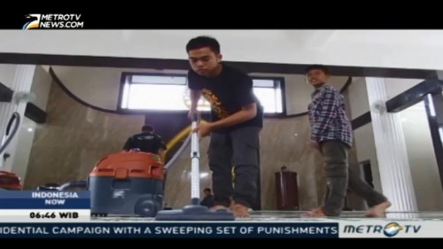 Mosque Cleaning Community