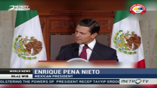 Mexico Peso Hits Record Low after Trump's Comments