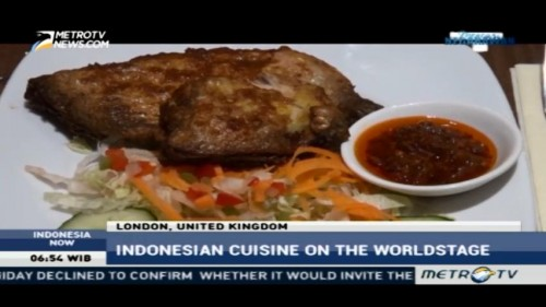 Indonesian Cuisine on The World Stage