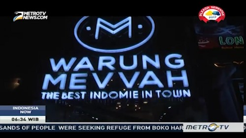 Warung Mewah, Modified Instant Noodles