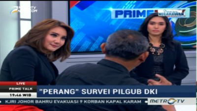 <i>Undecided</i> dan <i>Loyal Voters</i> Pilgub DKI Mencuri Perhatian