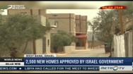 2.500 New Homes Approved by Israel Government