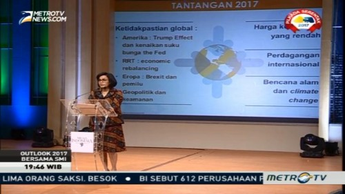 Outlook Ekonomi Indonesia 2017 Bersama Sri Mulyani (5)