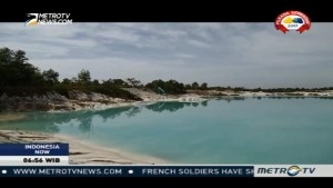 A Visit to the Magnificent Kaolin Lake