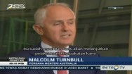 Turnbull Optimistis AS akan Terima Pengungsi