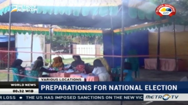 Preparation for National Election