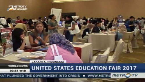 United States Education Fair 2017