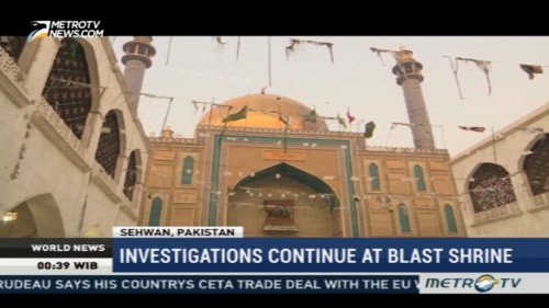 Investigations Continue at Blast Shrine