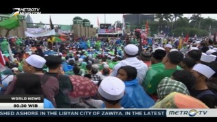 Muslim Groups Protest Against Governor