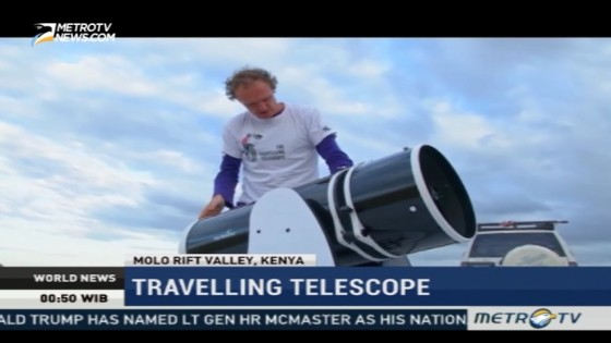 Travelling Telescope