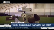 Fuchs dan Okazaki Ditantang Robot Ultimate Football
