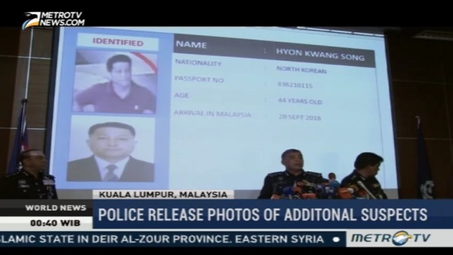 Police Release Photos of Additional Suspects