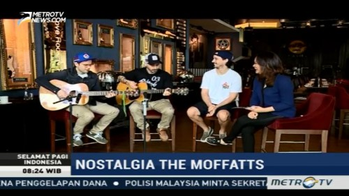 Nostalgia The Moffatts (1)
