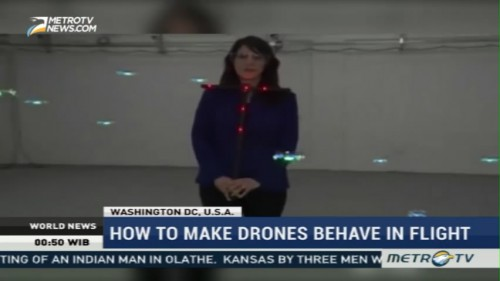 How to Make Drones Behave in Flight