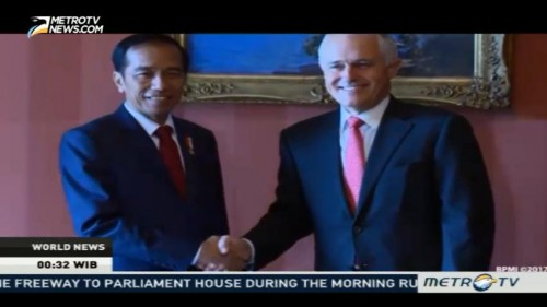 Indonesia-Australia Agree to Boost Bilateral Cooperation