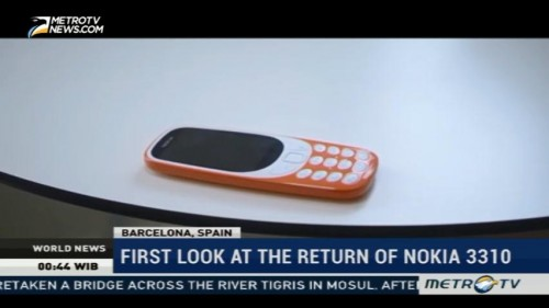 The Return of Nokia 3310