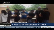 Four Killed in Insurgent Attack in Thailand
