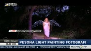 Pesona Light Painting Fotografi