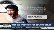 Uber CEO Apoligies for Berating Driver