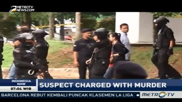 Siti Aisyah Charged with Murder
