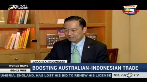 Boosting Australian-Indonesian Trade