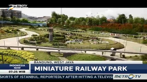 The Largest Miniature Railway Park in The World