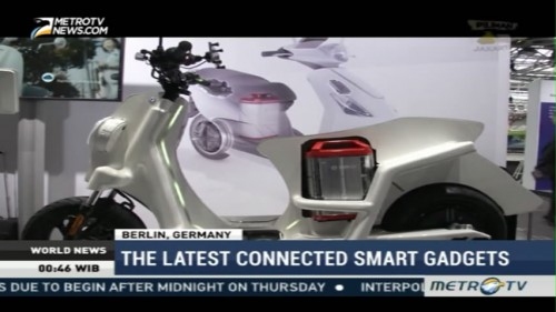 The Latest Connected Smart Gadgets
