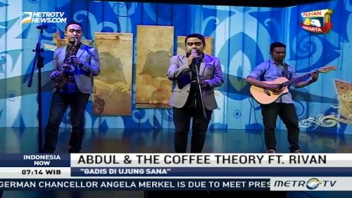 Interview with Abdul and the Coffee Theory and Rivan