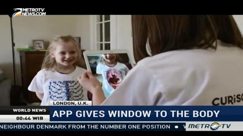 App Gives Window to the Body