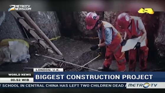 The Biggest Construction Project in Europe