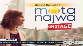 Behind The Scene Mata Najwa on Stage Medan (1)