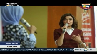Behind The Scene Mata Najwa on Stage Medan (2)