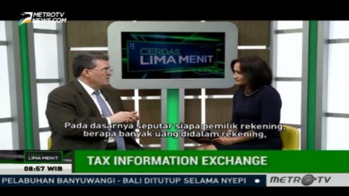 Tax Information Exchange