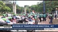 Revision of Transportation Ministerial Act