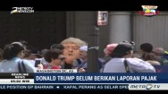 Ribuan Warga AS Gelar Demo Kecam Trump