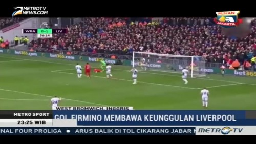 Firmino Bawa Liverpool Geser Posisi Manchester City